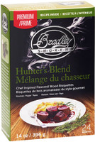 BRADLEY SMOKER HUNTER'S BLEND BISQUETTES 24 PACK