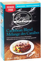 BRADLEY SMOKER CARIBBEAN BISQUETTES 24 PACK