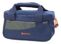 BERETTA UNIFORM PRO RANGE BAG 11X5X6 4BX CARRIER BLUE NYL