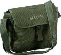 BERETTA B-WILD CARTRIDGE/FIELD BAG 11X10.5X3 NYLON GREEN
