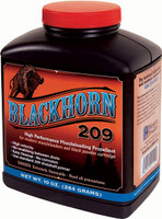 ACCURATE BLACKHORN 209 POWDER 10 OZ. CANNISTER