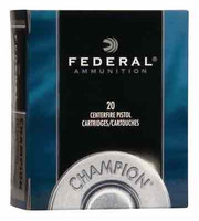 FED AMMO .32HRM 95GR. LEAD-SWC 20-PACK