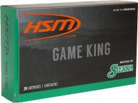 HSM AMMO .30-06 165GR. SBT SIERRA GAME KING 20-PACK