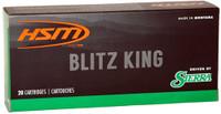 HSM AMMO .221 REM FIREBALL 55GR. SIERRA BLITZ KING 20-PK