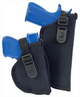 ALLEN HIP HOLSTER #6 RH NYLON BLACK