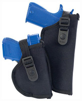 ALLEN HIP HOLSTER #00 SMALL /MEDIUM DBLE ACTION REV