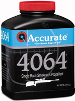 ACCURATE 4064 POWDER 1LB CANNISTER