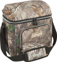 COLEMAN SOFT SIDED 16 CAN COOLER REALTREE XTRA CAMO