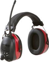 ALLEN ESHOTWAVE BLUETOOTH EAR MUFF 25 DB BLACK/RED