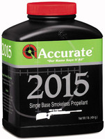 ACCURATE 2015BR POWDER 1LB. CANNISTER