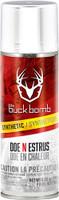 BUCK BOMB DEER LURE DOE IN ESTRUS SYNTHETIC 6.65 OZ AEROS