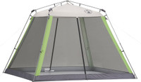 COLEMAN 10'X10' INSTANT SCREENHOUSE