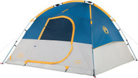 COLEMAN FLATIRON INSTANT DOME TENT 6 PERSON 10' X 9'