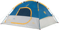COLEMAN FLATIRON INSTANT DOME TENT 4 PERSON 8' X 7'