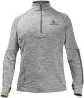 LEUPOLD 1/2 ZIP PULLOVER COVERT GRAY HEATHER XX-LARGE