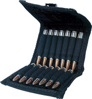 ALLEN AMMO POUCH ENDURA RIFLE ATTACHES TO ANY BELT 14RDS BLK
