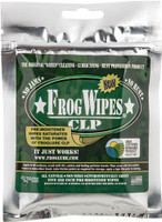 FROGLUBE FROG WIPES 8X8 PRE-SATURATED 5-PACK