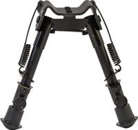 CALDWELL XLA BIPOD 6-9 FIXED MODEL M-LOK/KEYMOD BLACK