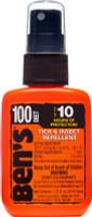 AMK BEN'S 100 INSECT REPELLENT 100% DEET 1.25OZ PUMP (CARDED)
