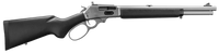 Marlin 70450 1895 Trapper Big Loop Lever 45-70 Government 16.5 5+1 Laminate Black Stk Stainless*