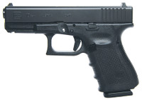 GLK Gen4 Glock 19 9mm 4 Inch Barrel Tenifer Finish Fixed Sights 15 Round	 Glock 19 Gen4