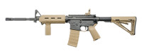 COL Model LE6920MP-FDE M.O.E. Carbine 5.56mm 16.1 Inch Step Cut Barrel Flat Dark Earth Finish Flat Top Receiver M.O.E. Adjustable Stock and Forend 30 Round