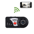 Mini Video Camera with Built-in DVR and WiFi Remote Viewing