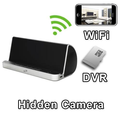 Palmvid Wifi Series Usb Charging Station Bluetooth Speaker
