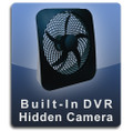 Fan DVR Series Hidden Camera Nanny Cam  -  FAN-DVR