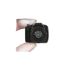Mini Video Camera with Built In DVR 1280x720