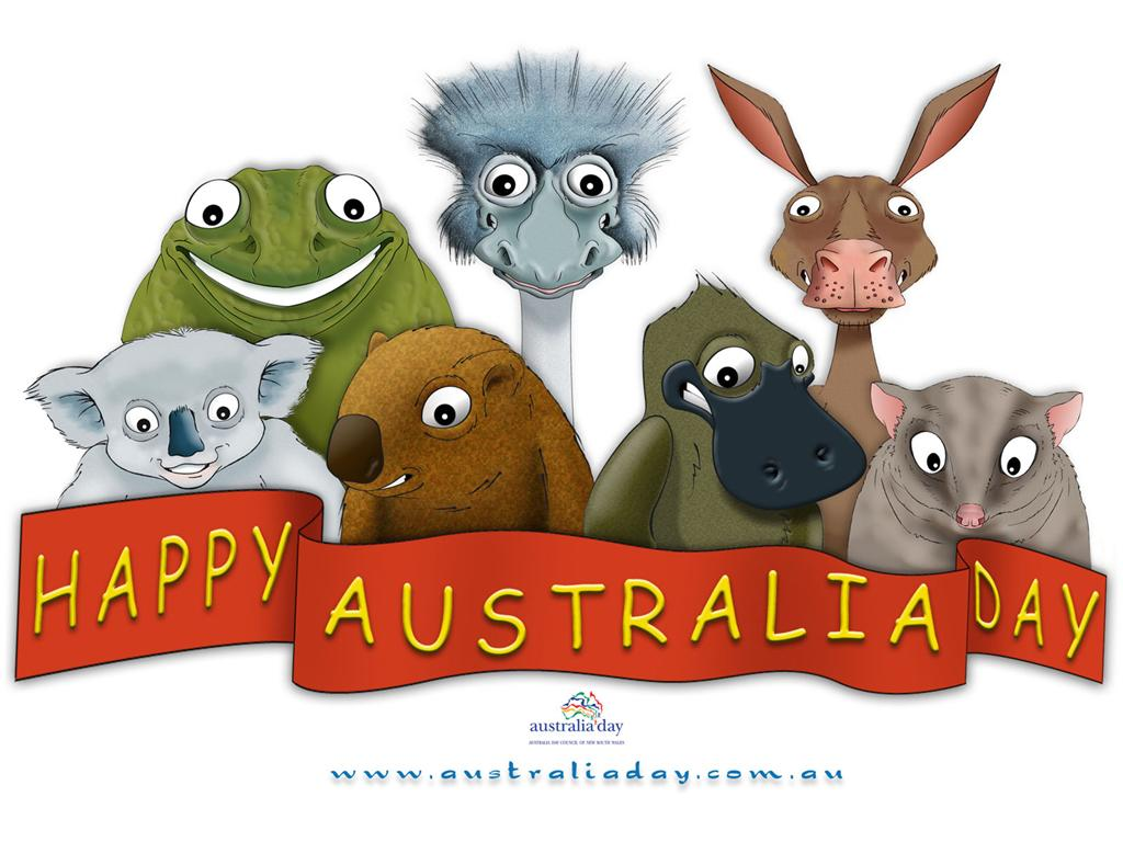 Image result for happy australia day images