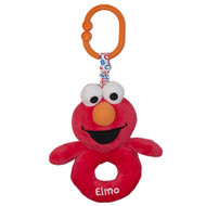 Elmo Ring Rattle - Sesame Street