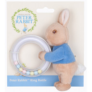 Peter Rabbit  Ring Rattle - Beatrix Potter