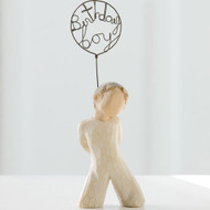 Willow Tree Birthday  Boy Figurine