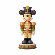 Jim Shore Mickey Mouse Nutcracker Statue
