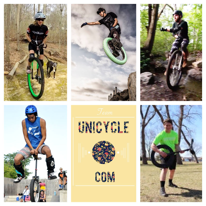 Team Unicycle.com 2016
