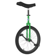 "Club 20"" Freestyle Unicycle - Green"