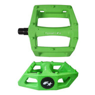 Fyxation Gates PC Pedals - Green