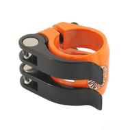 Nimbus DoubleQuick 28.6mm Seatpost Clamp - Orange