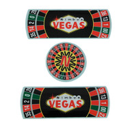 Vegas Sticker Set