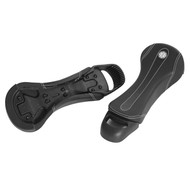 Nimbus Stadium Saddle - Black