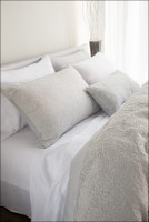Revelle Palladio/Solid Twin Duvet Cover