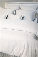 Revelle Garcia/Solid Twin Duvet Cover