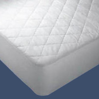 Cuddle Down Mattress Protector Comfort Shield Quilted King