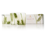 Thymes Frasier Fir Poured Candle Set