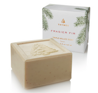 Thymes Frasier Fir Ba Soap