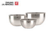 Twin 18/10 Stainless Steel Mixing Bowl 3pc Set