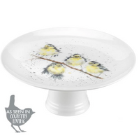 Portmeirion Wrendale Designs Footed Cake Stand