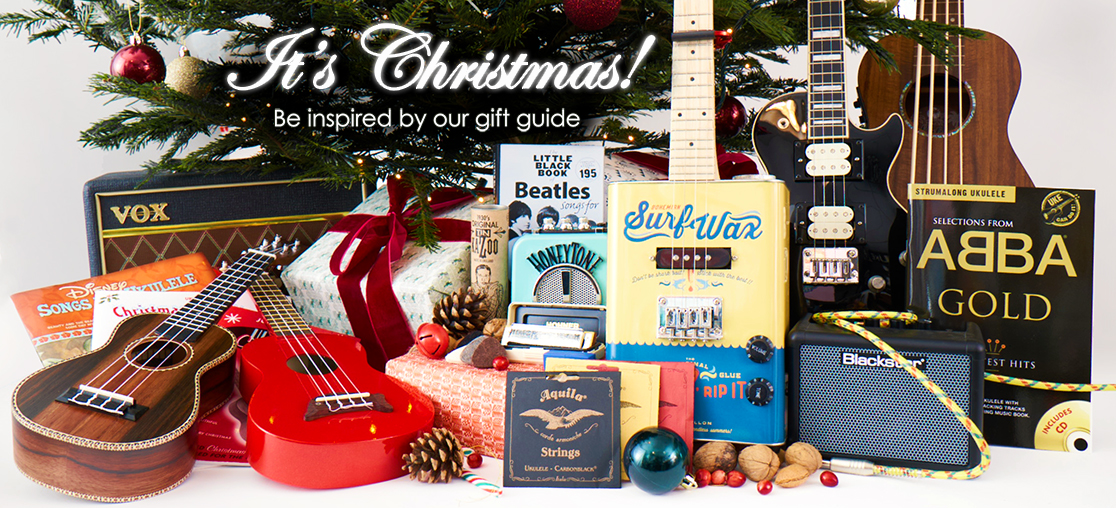 It's Christmas - Be inspired by our gift guide