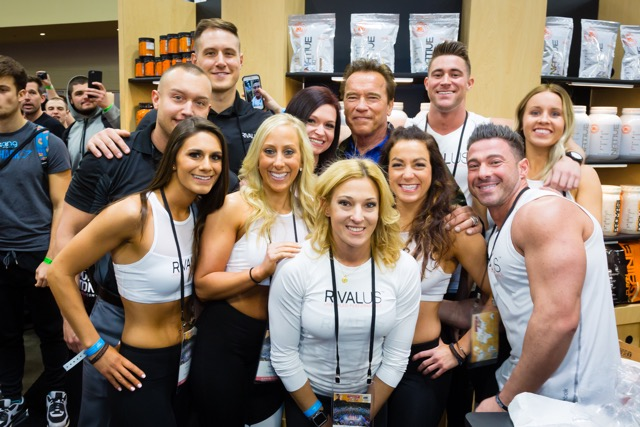 The Arnold Classic 2017